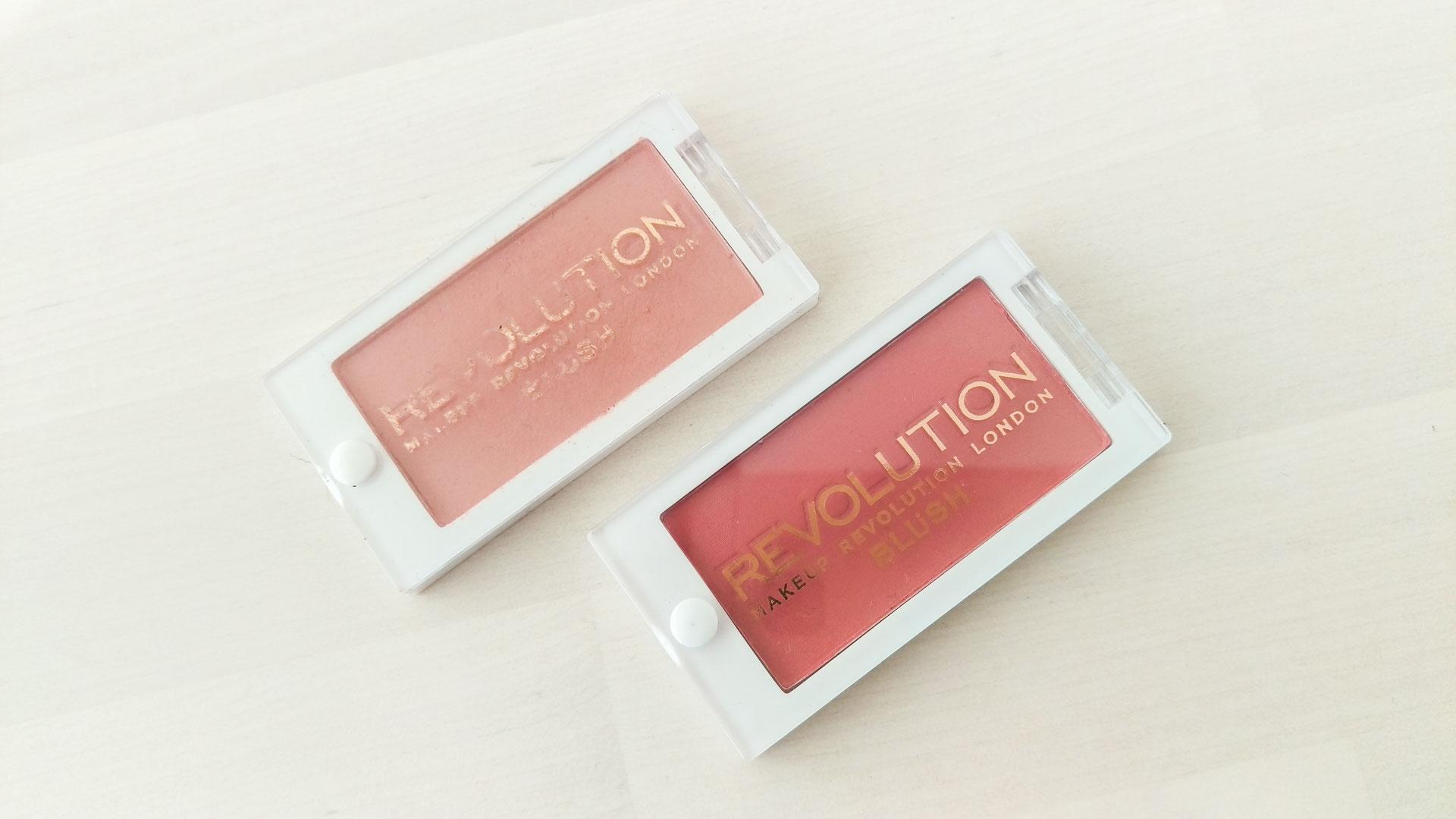 Makeup Revolution Blush darieflavour