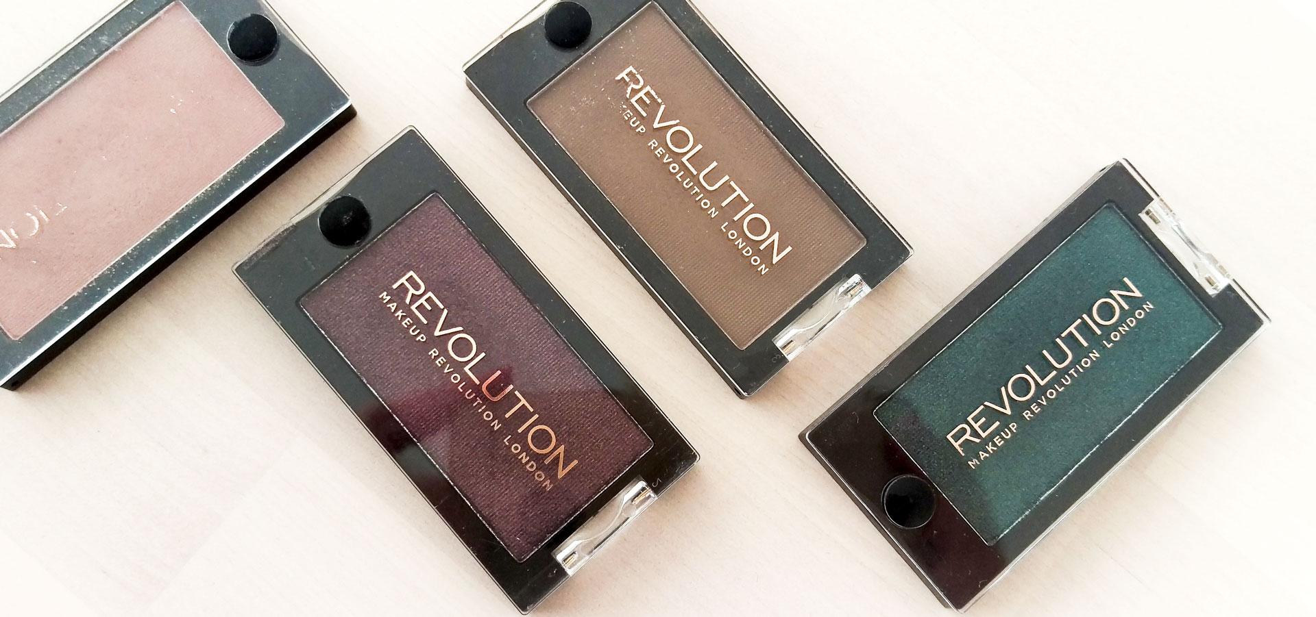 Makeup Revolution Single Eyeshadows darieflavour