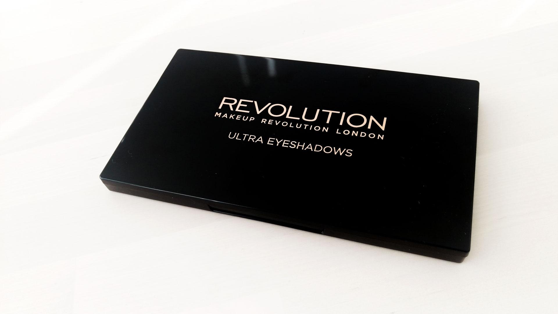 Makeup Revolution Ultra Flawless Eyeshadow Palette darieflavour