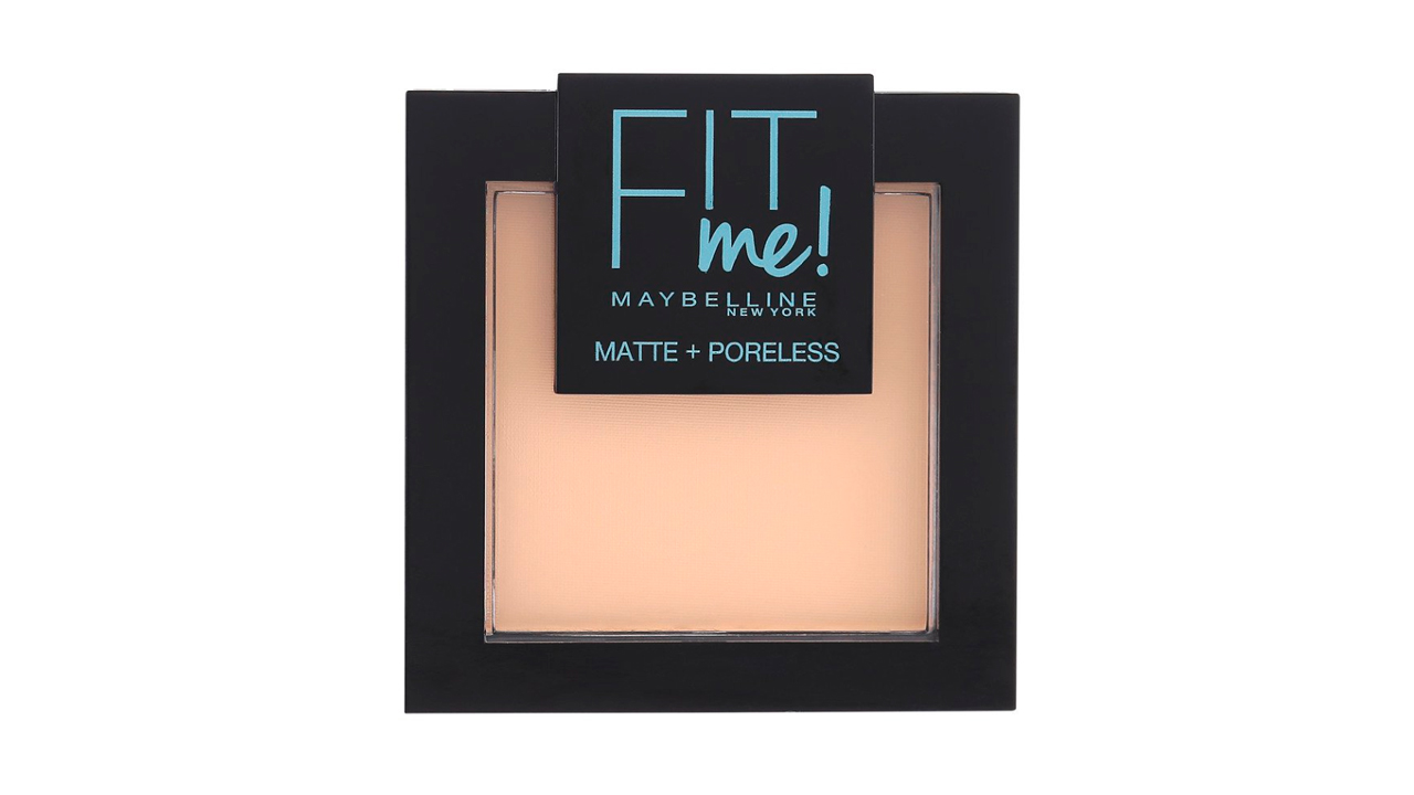 maybelline fit me matte and poreless powder darieflavour