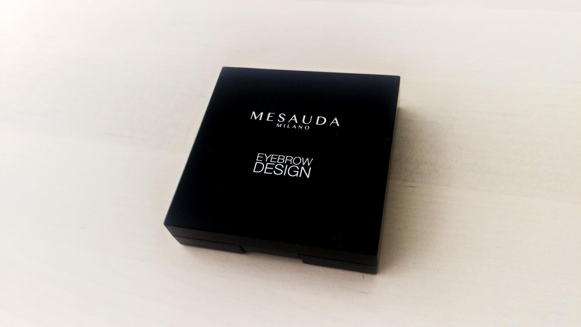Mesauda Eyebrow Design 303 Brunette goodiebox shop darieflavour