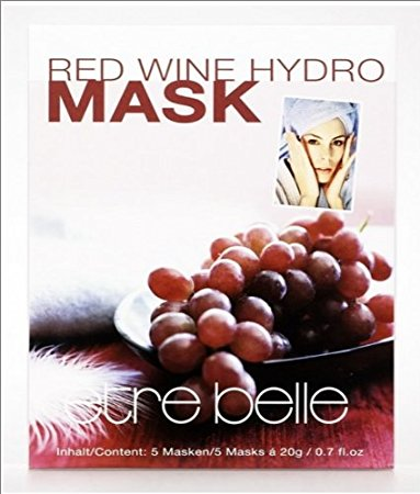 Sheet Mask Red Wine Hydro darieflavour
