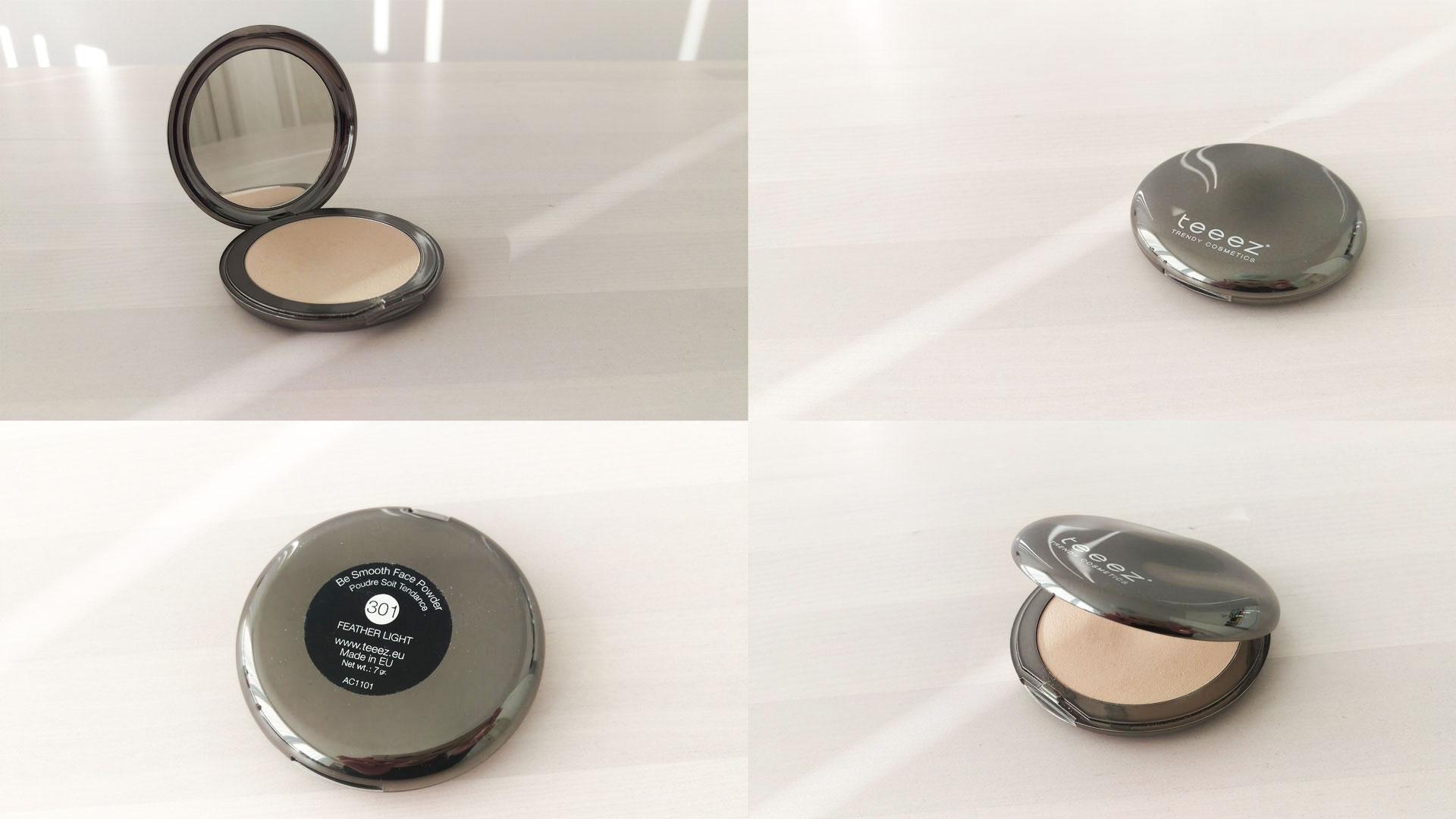 Teeez Cosmetics Pudder Powder 301 darieflavour