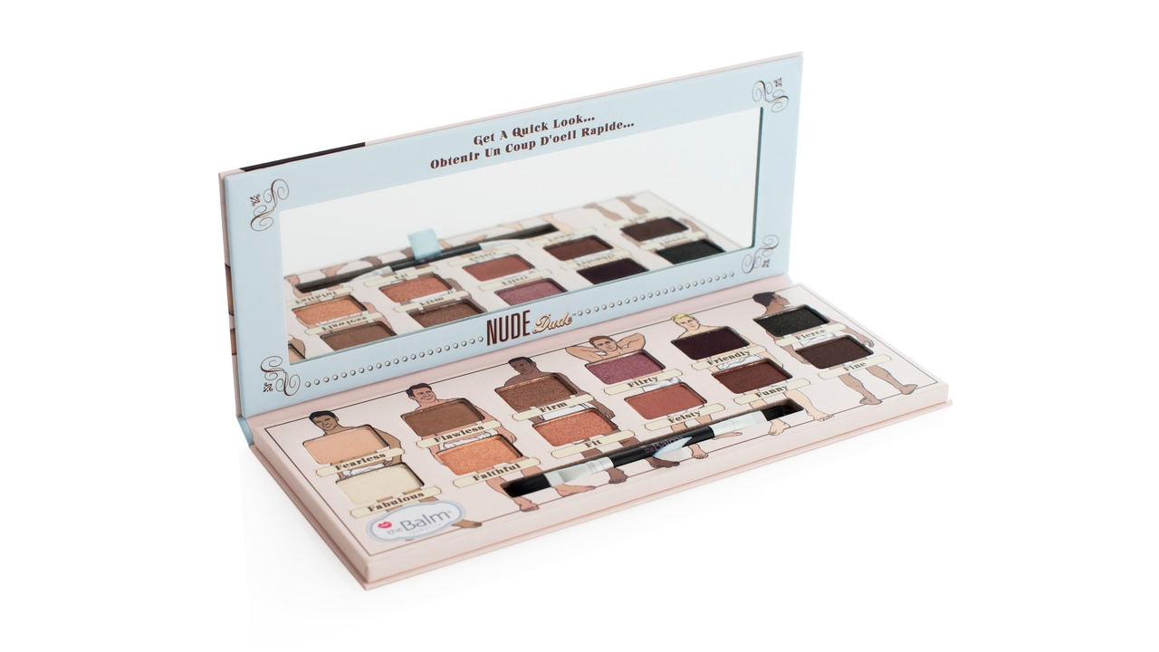 the balm nude dude eyeshadow palette 2 12 farger darieflavour