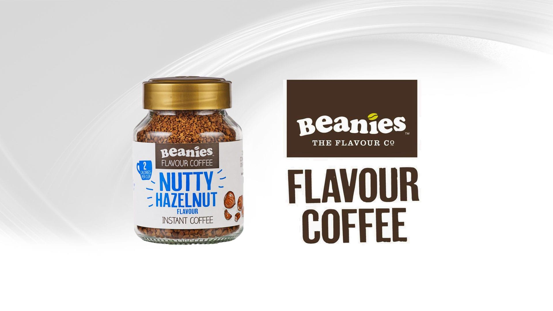 beanies the flavour coffee nutty hazelnut darieflavour