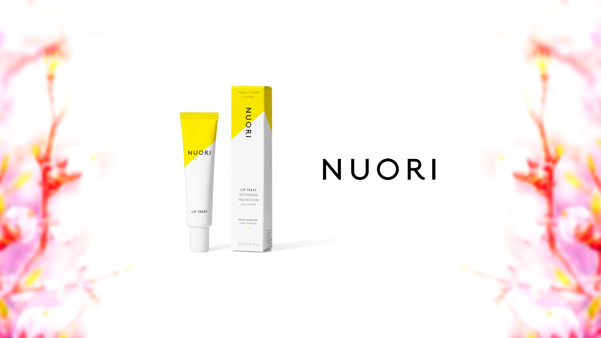 Nuori Lip Treat darieflavour